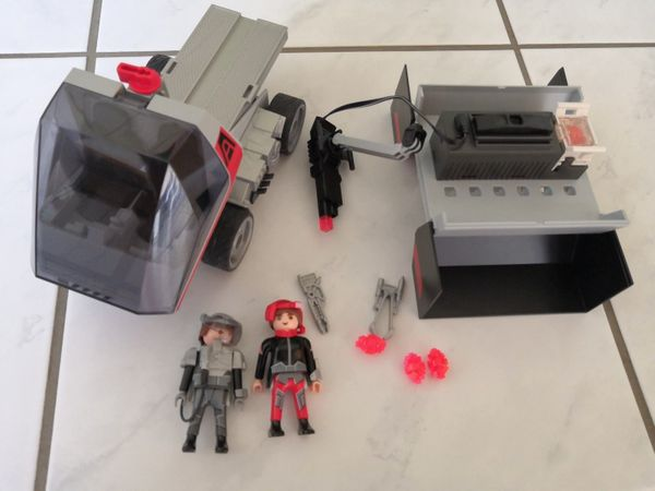 Playmobil PM5154 Future Planet Darksters