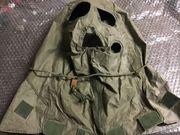 Nachlassfund Schutzmaske