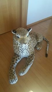 Großer XXL Leopard 110cm TOP