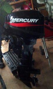 Bootsmotor MERCURY 8 PS voll