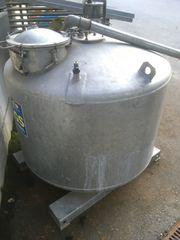 Verkaufe Kraftstofftank 960 Liter