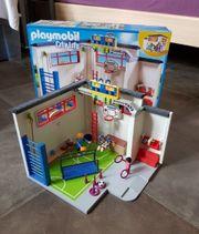 Verkaufe schöne Turnhalle von Playmobil