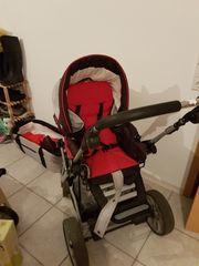 Kinderwagen von Baby bis zum
