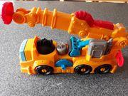 Play-Doh-Knet Buster Powerkran