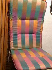 Stuhlauflage für Hochlehner und Polster