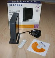 Netgear Wireless-N 300 Router WNB2100-100GRS