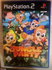 Butt Junior Jungle Party