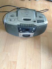 CLATRONIC CD-TAPE-RADIO
