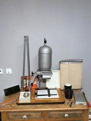 Krokus-3 Entwicklungsgerät Dunkelkammer Foto Entwicklung