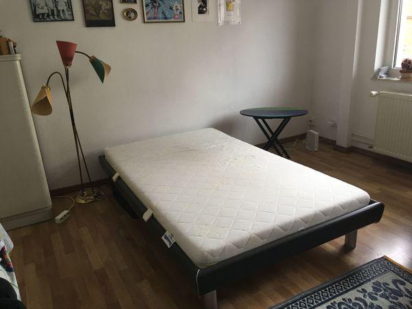 Bett 120x200 Dunkelgrau In Ludwigshafen Betten Kaufen Und