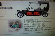 Irmscher Alu Rad für Opel