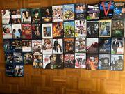 DVD und BluRay Konvolut
