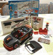 Tuning-Sportwagen mit Sound Playmobil 4366
