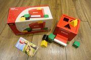 BRIO Sortierbox aus Holz ab