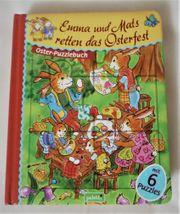 Oster-Puzzlebuch Kinderbuch Puzzle Ostern Geschenk
