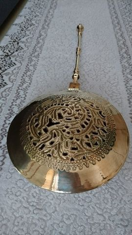 Sonstige Antiquitäten - Antike Bettwärmer
