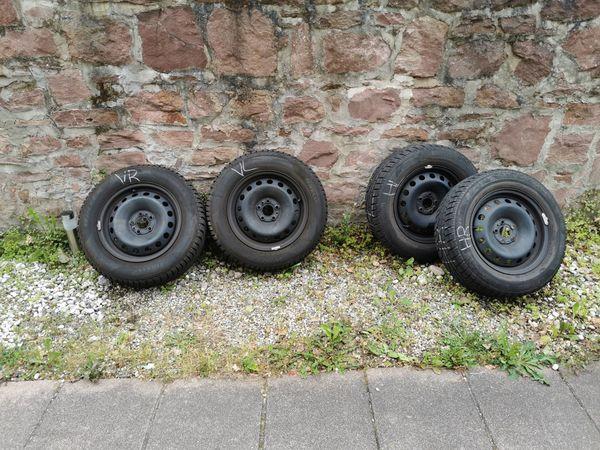 4 Pirelli Winterreifen Kompletträder auf