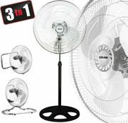 3 in 1 Ventilator Standventilator