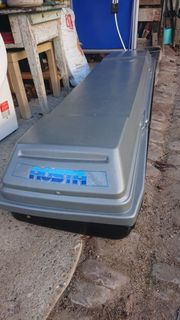 Dachbox Skibox groß