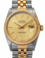 Rolex Datejust 16013 Automatik Uhr