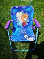Kinder Klappstuhl Anna und Elsa