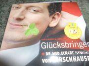 CD Eckhard von Hirschhausen Glücksbringer