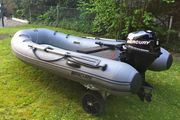 Mercury Air Deck 320 FourStroke