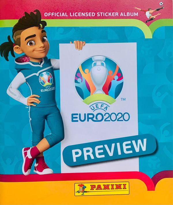 EM 2020 Panini Sticker