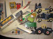 Playmobil Flugzeug und weitere Teile