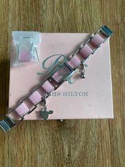 Paris Hilton Uhr mit Anhänger