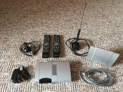 DVBT-T2-HD-Paket 1 Receiver 2 Antennen