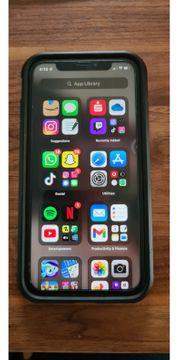 IPhone XR 64 GB blau