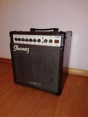 Verstärker für Gitarre Ibanez TA20