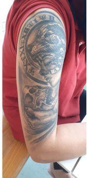 Wunsch Tattoo zum guten Preis