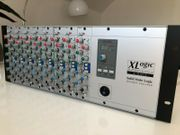 SSL XLogic X-Rack mit 8