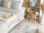 Teppich mehrfarbig 80 x 150