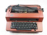 IBM Schreibmaschine elektrisch type 670x