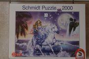 Puzzle 1000-2000Teilig 8 Stück abzugeben