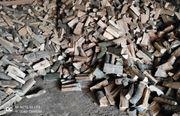 Hartholz Buche Eiche - Brennholz Scheitholz