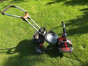 Pucky - 3- Rad mit Freilauf