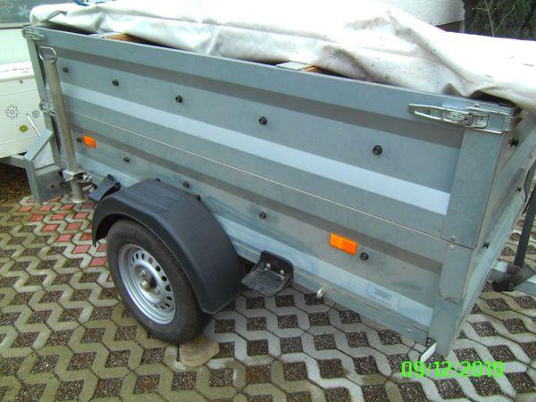 Stedele 750 kg Anhänger mit