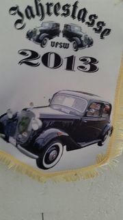 Mercedes 170 Va Baujahr 1952