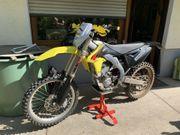 Suzuki RMZ450 RMZ 450 Motocross