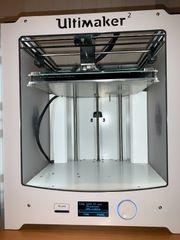 Ultimaker 2 0 3D Printer -