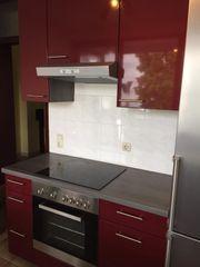 Moderne Küche mit Elektrogeräten Zustand