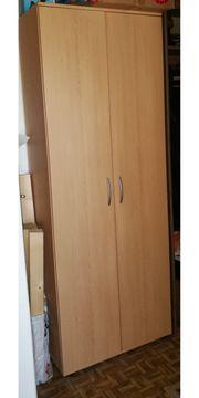Schrank Allzweck- 2 Türen Buche
