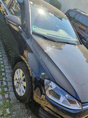VW Golf Rabbit TDI Bluemotion