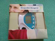 Körperfett Messgerät NEU OVP