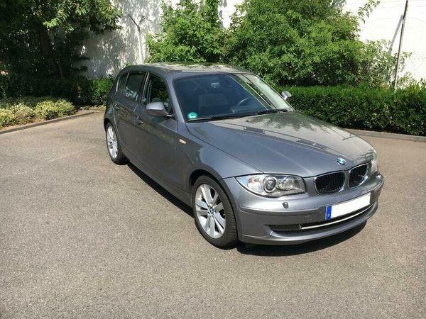 BMW 118i Aut unter 60tkm