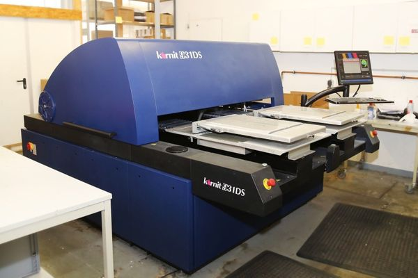 Digitaldruckmaschine Kornit Storm 931 DS